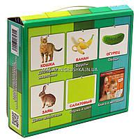 Развивающая игра Карточки Домана Мой первый чемодан «Вундеркинд с пеленок» (ламинация) - 5 наборов арт. 135315, фото 4