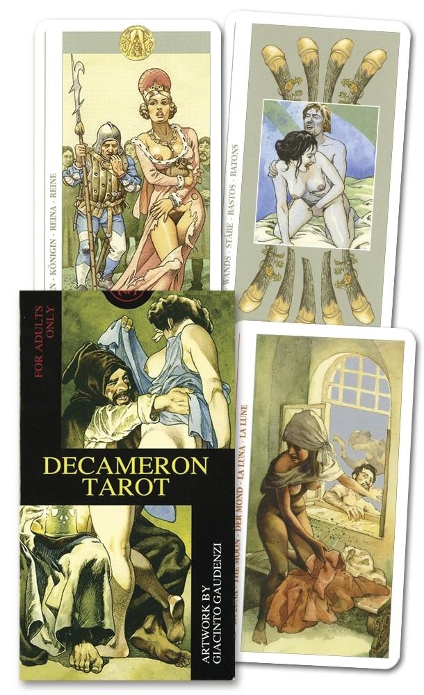 Decameron Tarot/ Таро Декамерон