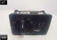 Переключатель,включатель света фар, противотуманных фар и корректор фар Ford Transit 06-13г.