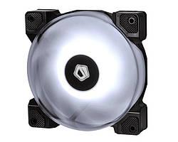 Вентилятор ID-Cooling DF-12025-RGB Trio (3pcs Pack), 120x120x25мм, 4-pin PWM, черный
