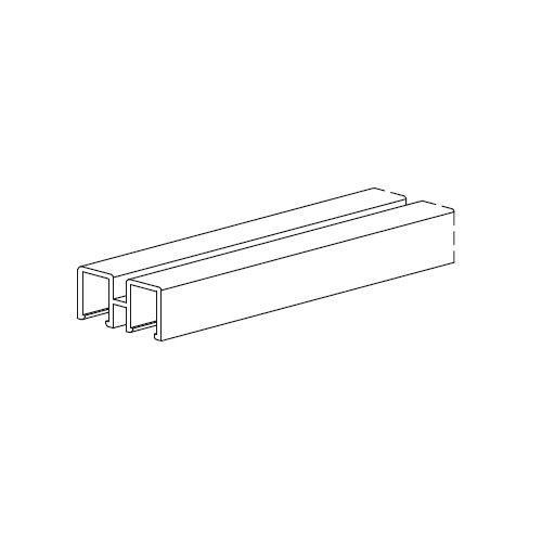 Напрямна верхня Scorribase Mini (пластик), 3м