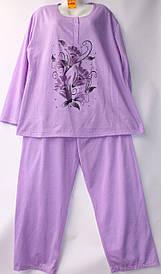 Пижама женская хлопковая размер XL-5XL (от 5 шт)