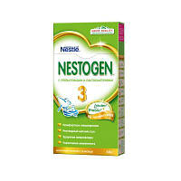Молочко Nestogen 3 для детей с 12 месяцев, 350 г