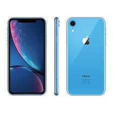 Смартфон Apple iPhone XR Dual 128 GB синий