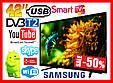 Телевизор 42 Samsung SmartTV LED! FullHD,  IPTV, Android, T2, WIFI, USB самсунг ,2GHZ, фото 2