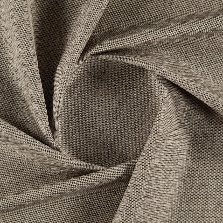 Мебельная ткань рогожка Кафе Доппио (Cafe Doppio) светло-коричневого цвета