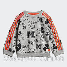 Детский спортивный костюм adidas Disney Mickey Mouse FM2865 (2020/1), фото 2