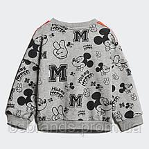 Детский спортивный костюм adidas Disney Mickey Mouse FM2865 (2020/1), фото 3