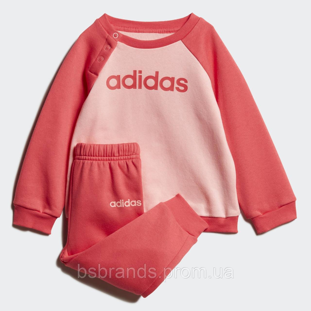 Детский спортивный костюм adidas Linear FM6574 (2020/1)