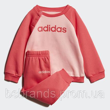 Детский спортивный костюм adidas Linear FM6574 (2020/1), фото 2