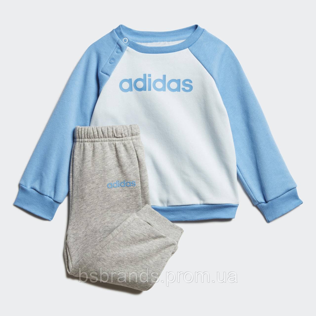 Детский спортивный костюм adidas Linear FM6573 (2020/1)