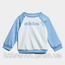 Детский спортивный костюм adidas Linear FM6573 (2020/1), фото 2