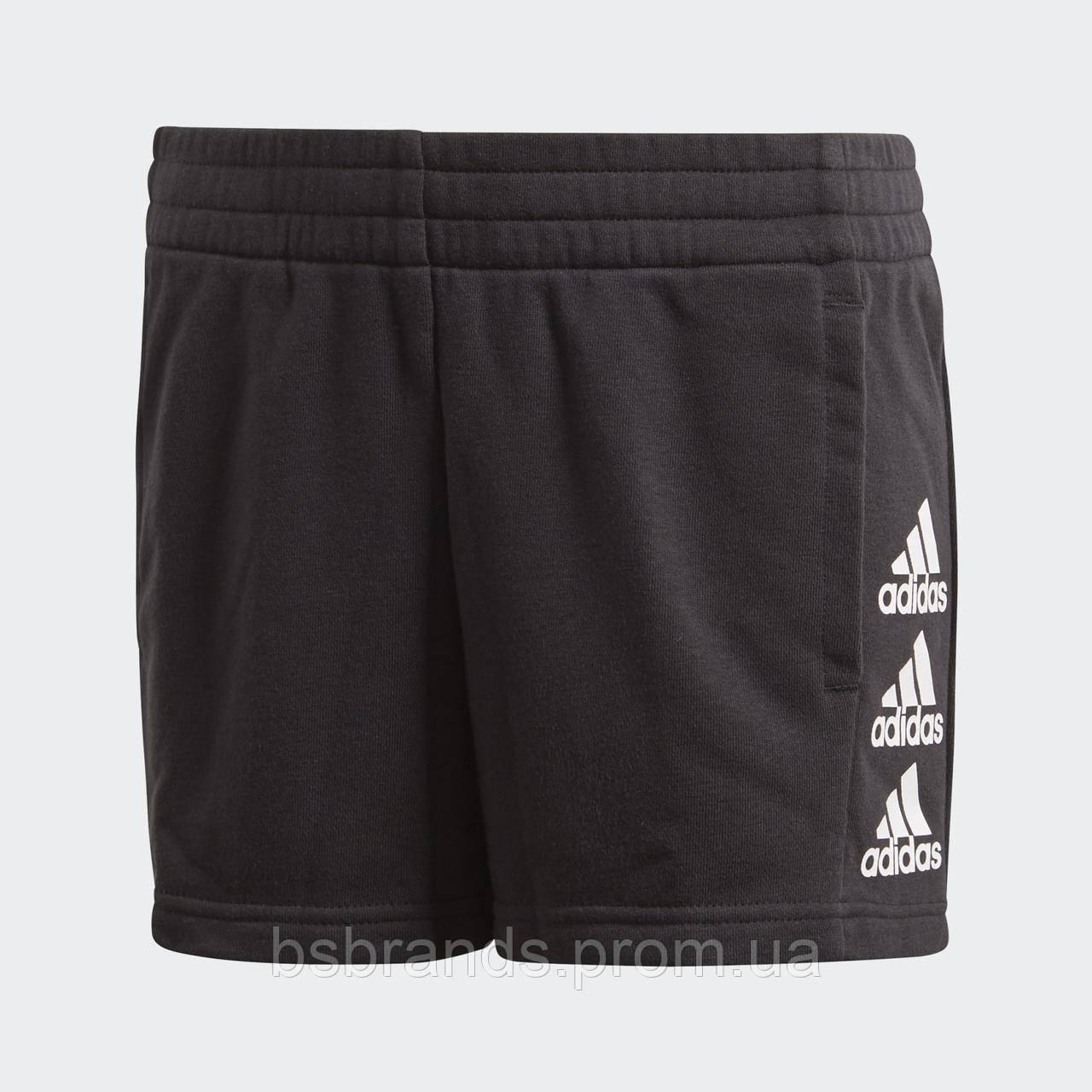 Детские шорты adidas JG MH SHORT FM6501 (2020/1)
