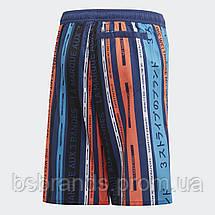 Детские шорты adidas для плавания YA AOP SHORTS FL8717 (2020/1), фото 2
