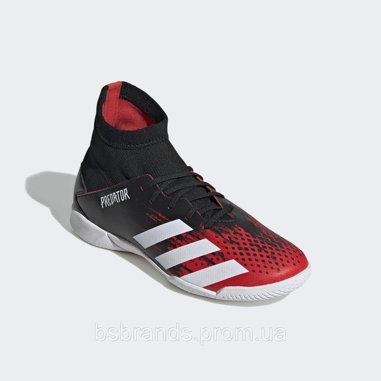 Детские футбольные бутсы (футзалки) adidas Predator 20.3 IN EF1954 (2020/1)