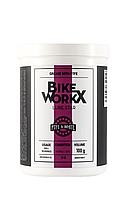 Густая смазка BikeWorkX Lube Star White банка 1 кг.