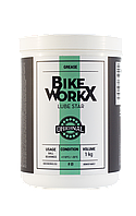 Густая смазка BikeWorkX Lube Star Original банка 1 кг.