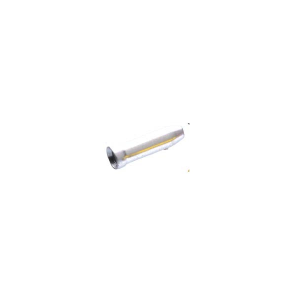 Оконцовка Sheng-An A1 для тормозного троса и переключения, белый, 500шт/банка