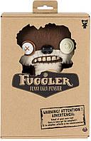 Мягкая игрушка с зубами Монстр мишка 27 cм Fuggler Funny Ugly Monster Teddy Bear Nightmare, Spin Master из США, фото 1