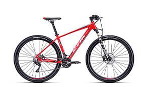 Велосипед CTM Rascal 1.0 (red/black) 2018 года; 20 ростовка