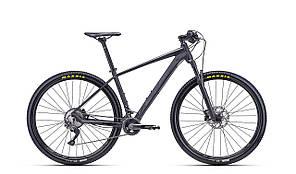 Велосипед CTM Rascal 4.0 (matt black) 2018 года; 18 ростовка