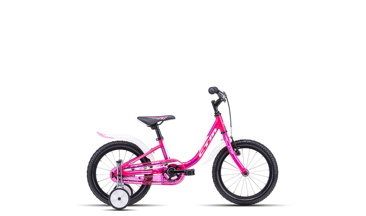 Детский велосипед CTM Marry (pink/violet) 2018 год