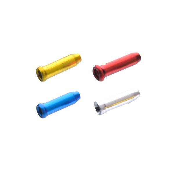 Оконцовка Sheng-An A1 для тормозного троса и переключения, микс, 500шт/банка