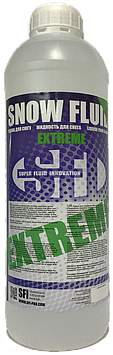 Жидкость для снега Экстрим SFI Snow Extreme 1л