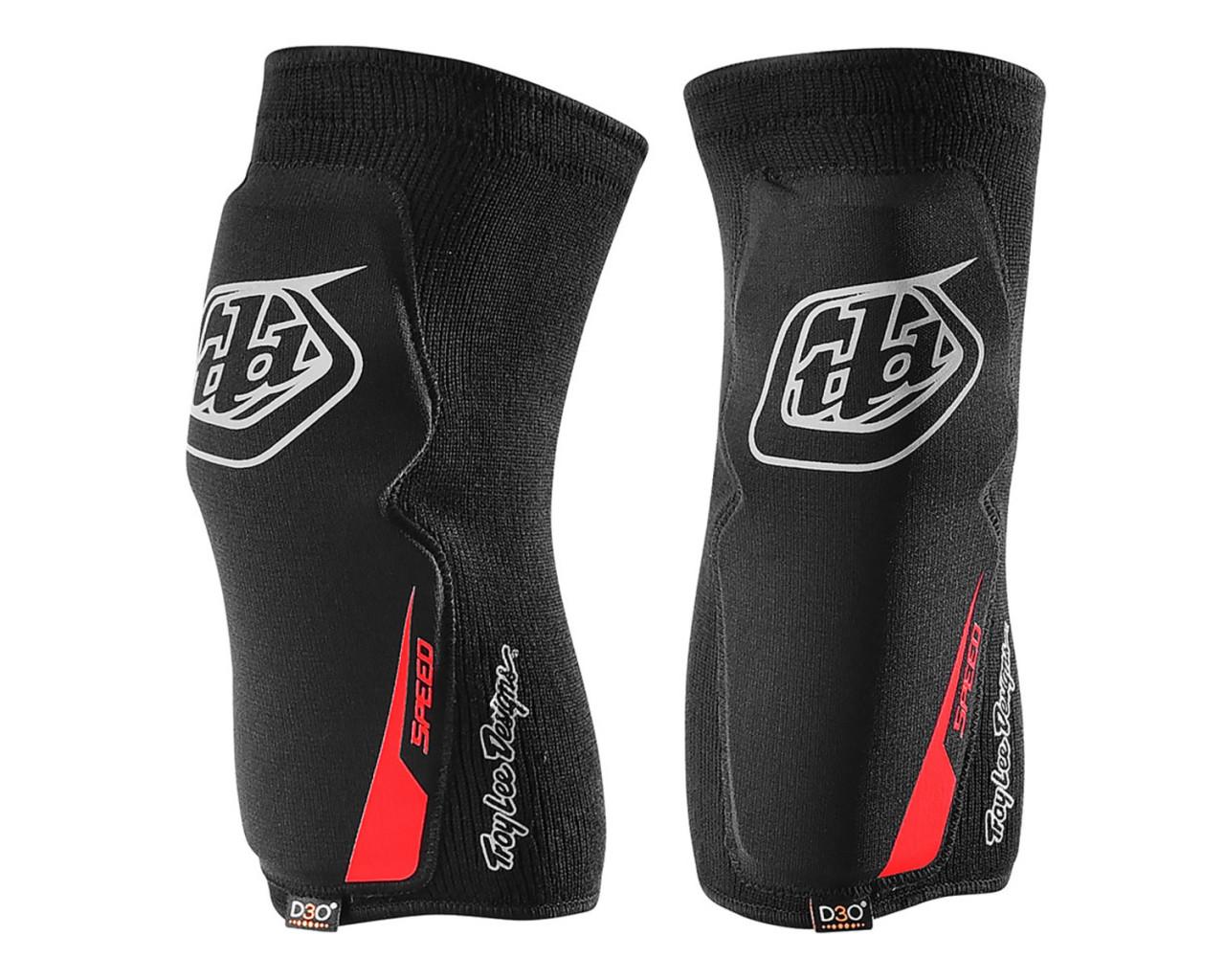 Вело наколенники TLD Speed Knee Sleeve [Black] размер XS/SM