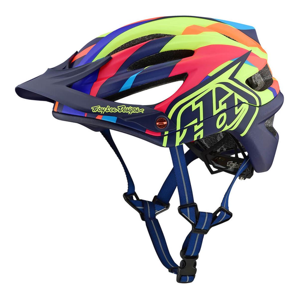Вело шлем TLD A2 Mips JET [Yellow] размер XL/XXL