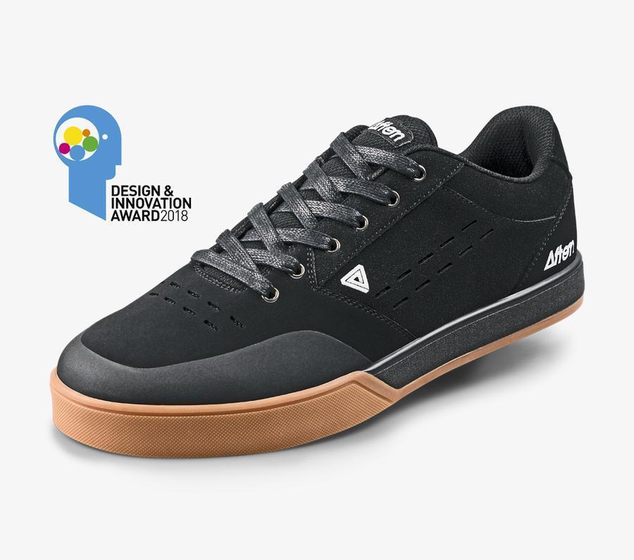 Велосипедные кроссовки Afton Keegan [Black/Gum] размер US10.5