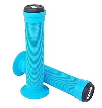 Грипсы ODI Longneck ST BMX 143 mm Single Ply Aqua (голубые)