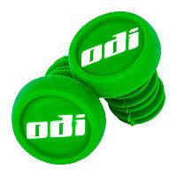 Баренды BMX 2-Color Push in Plugs Refill pack Green w/ White (зелено белые)