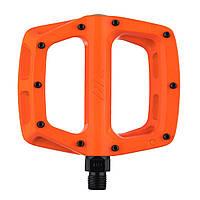 Педали DMR V8 V2 Highlighter Orange (ярко оранжевые)