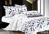 Семейный комплект постельного белья - ранфорс R3023