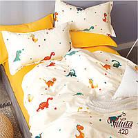 Комплект постельного белья Viluta Сатин Детский 420