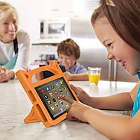 Планшет Amazon Fire 7 16GB Поколение 9 с настройками и противоударным чехлом для детей