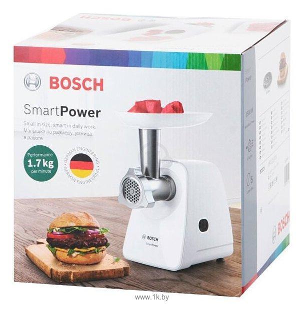 Электромясорубка Bosch MFW2500W
