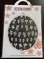 Слайдер для ногтей Colorf ЕА-019