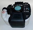 Бензокоса Grand БГ-6200 + Ранцевий ремінь + Тихий глушник (3 ножа + 1 шпуля 1 павук) ОРИГІНАЛ, фото 2