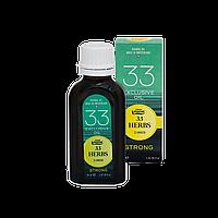 Ефірне масло 33 трави стронг, натуральне, Швейцарія / 33 Herbs, exclusive oil, Strong