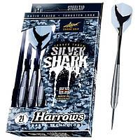 Дротики Harrows Silver Shark Steeltip