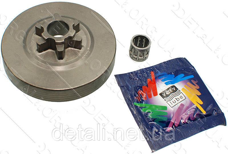 Чашка сцепления бензопилы Partner P340/360S (d13*68*72 h14)