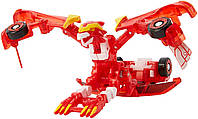 Машинка-трансформер Мекард, Mecard Phoenix Deluxe Mecardimal, Mattel. Оригинал из США