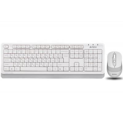 Комплект A4tech FG1010 White