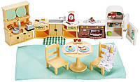 Набор Кухня Calico Critters Deluxe Kozy Kitchen Set, фото 1