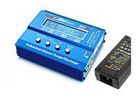 Зарядное устройство SkyRC iMAX B6 mini 6A/60W С Блоком питания Синий