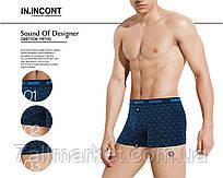 """Труси чоловічі боксери бамбукові IN. INCONT XL-4XL (4 кол.12шт) """"INDENA"""" купити недорого від прямого постачальника"""