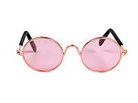 Солнцезащитные очки для животных Hoomall  Розовый