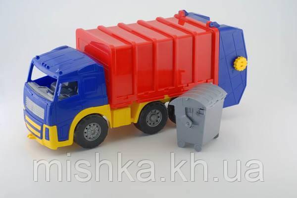 """Машинка """"Акрос"""" мусоровоз"""